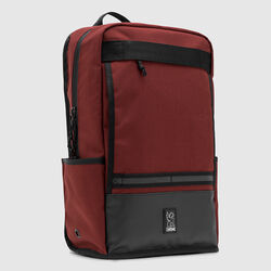 Hondo Backpack in Brick / Black - small view.