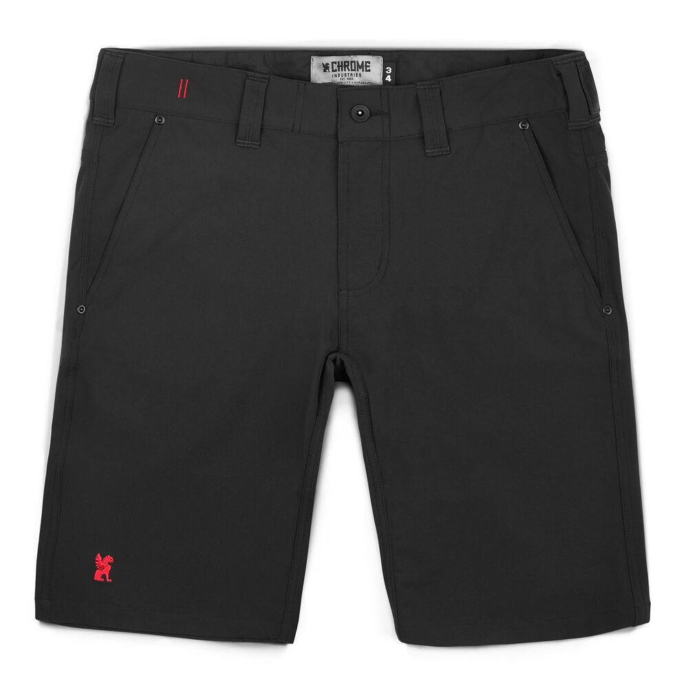 Folsom Short 2.0 in Black - hi-res view.
