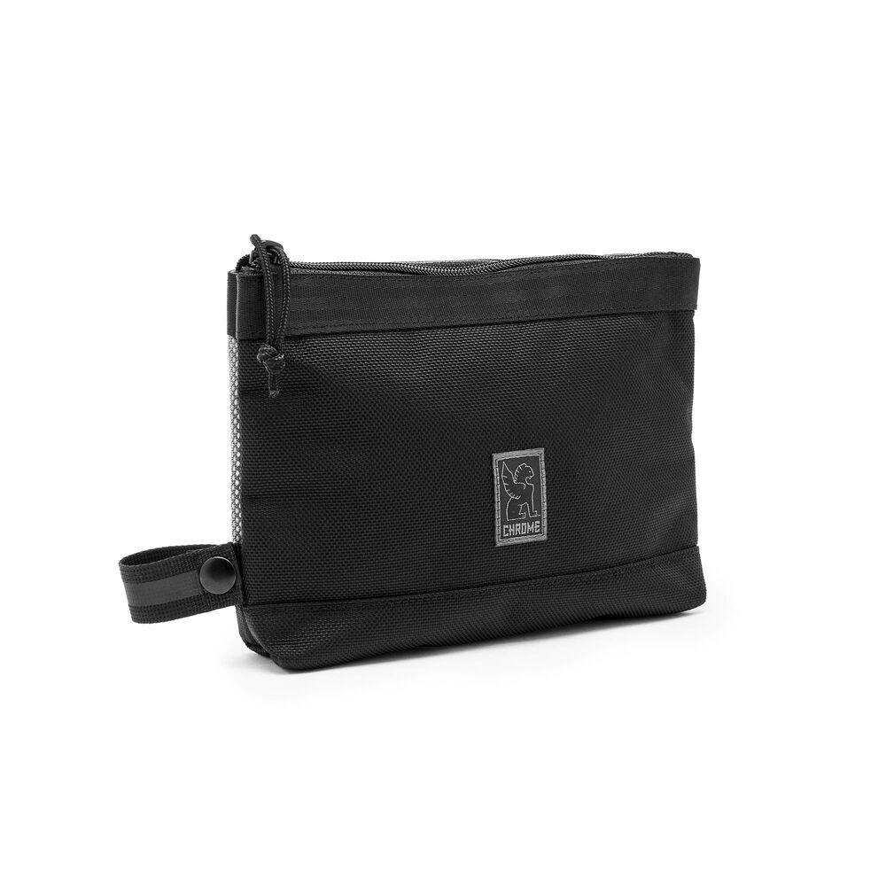 Kilo Dopp Kit in All Black - hi-res view.