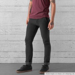 Brannan Pant in Black - small view.