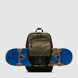 Cardiel Fortnight 2.0 Backpack in Ranger - small view.
