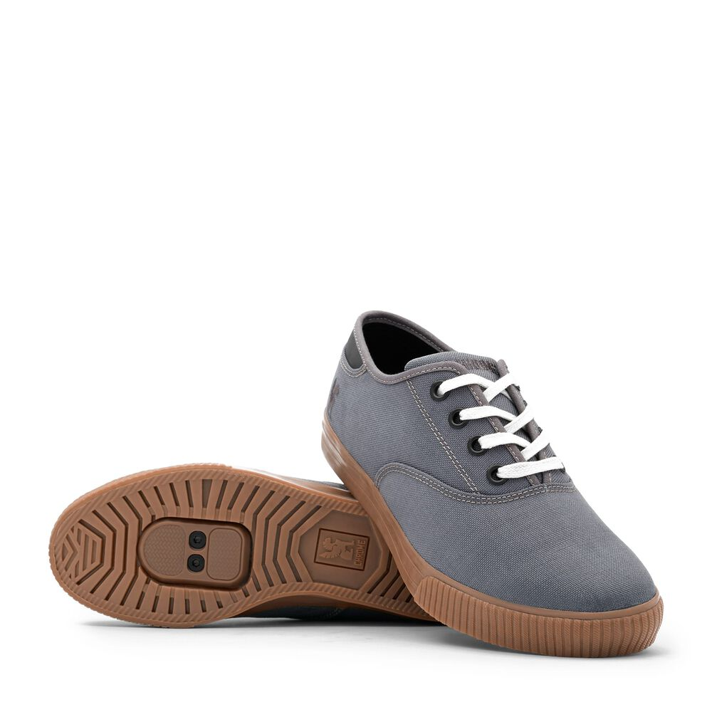 Truk Pro Bike Shoe in Wrench / Gum - hi-res view.