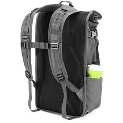 Barrage Cargo Backpack in Smoke - hi-res view.