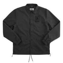 Candlestick Coaches Jacket in Black - hi-res view.