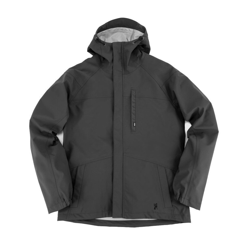 Storm Cobra 2.0 Jacket in Black - large view.