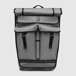 Orlov 2.0 Backpack in Gargoyle Grey - small view.