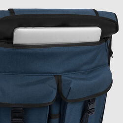 Orlov 2.0 Backpack in Indigo - small view.