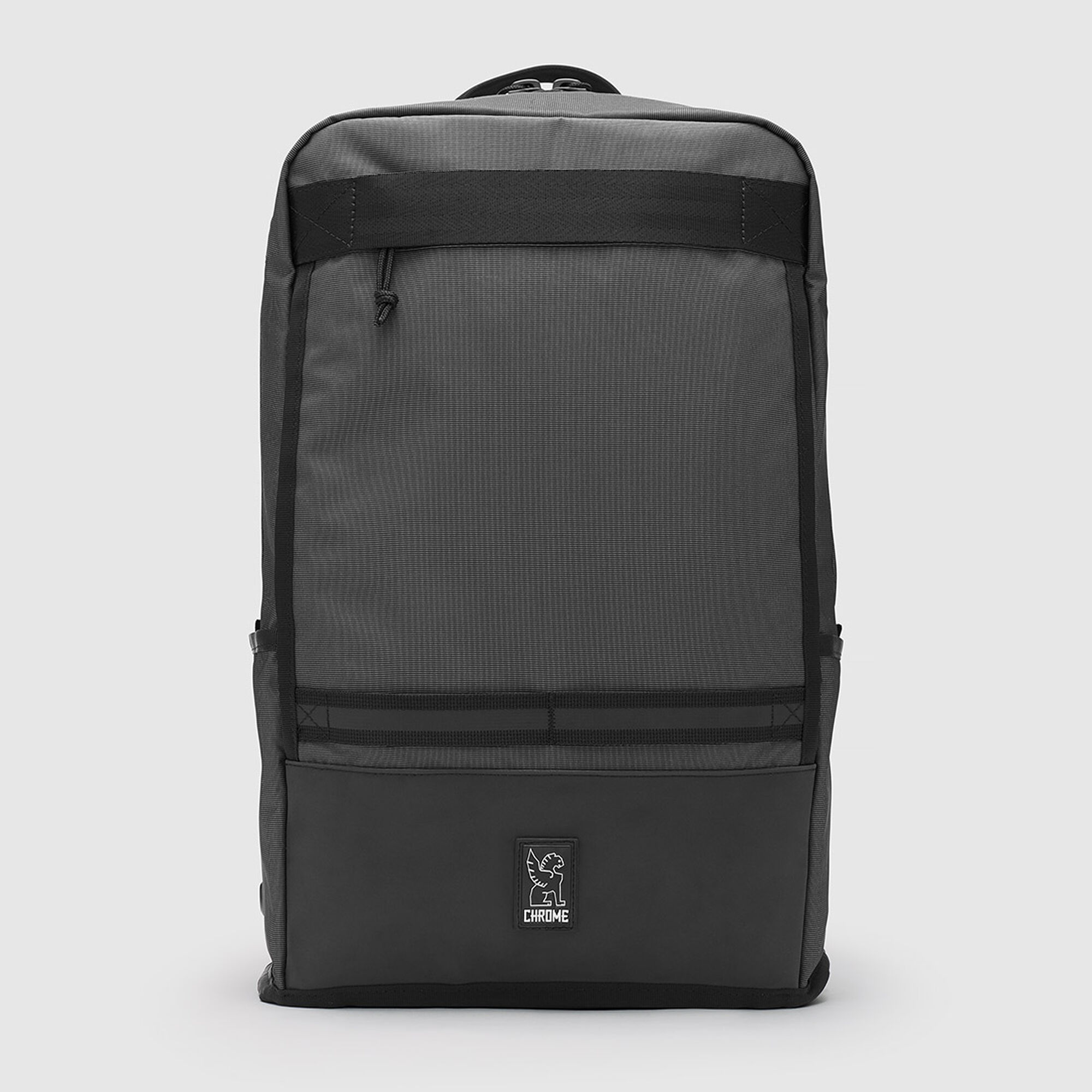 The Welterweight Hondo Backpack In Charcoal Black Small View