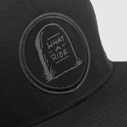 Baseball Cap in What A Ride - small view.