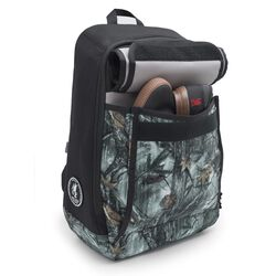 Cardiel Fortnight 2.0 Backpack in Darkwood Camo - small view.