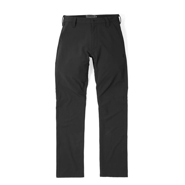 Brannan Pant in Black - medium view.