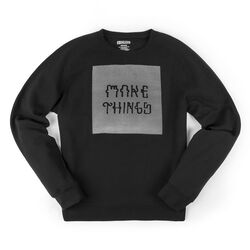DKlein Crewneck Shirt in Make Things - small view.