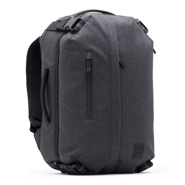 Summoner Backpack in Black - medium view. 2d40fc40a4401