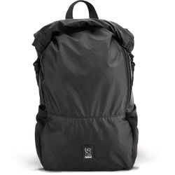 Packable Daypack in Black - hi-res view.