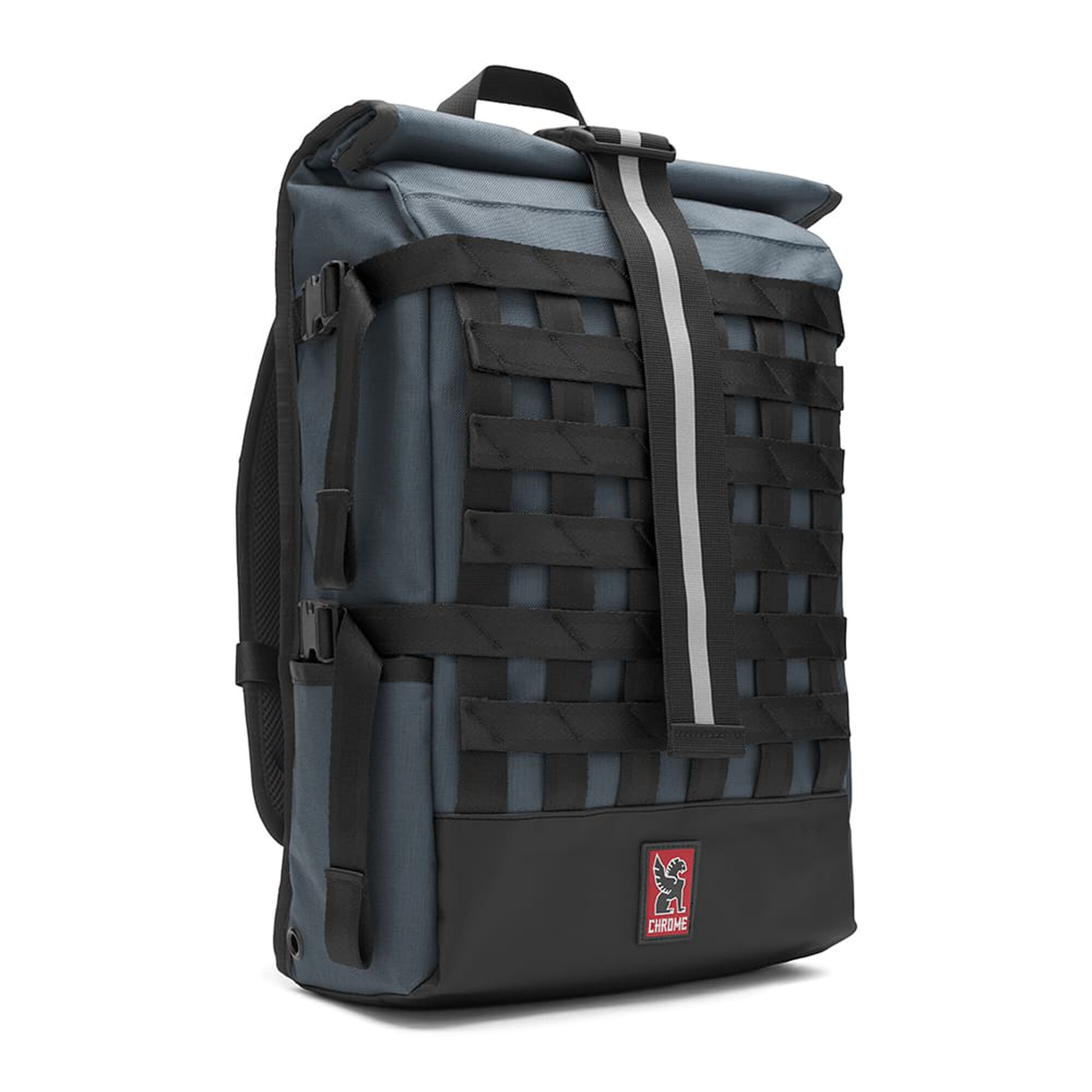 Barrage Cargo Backpack In Indigo Small View