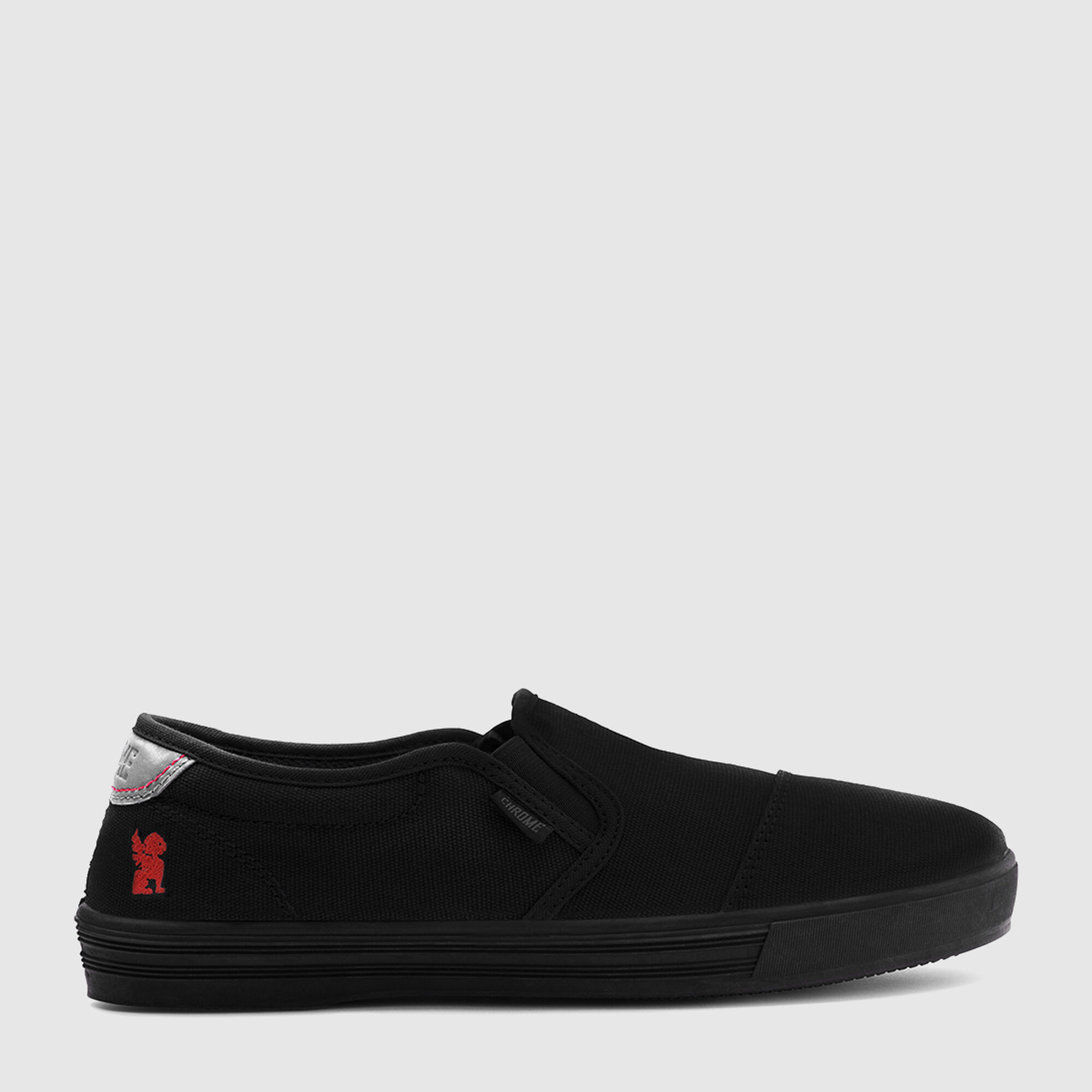 Dima Sneaker Tough Kicks Chrome Industries D Island Shoes Slip On Loafers Comfort Leather Dark Brown In Black Small View