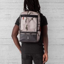 Hondo Backpack in Desert Camo - small view.