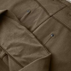 Madrona 5 Pocket Short in Stone Grey - hi-res view.