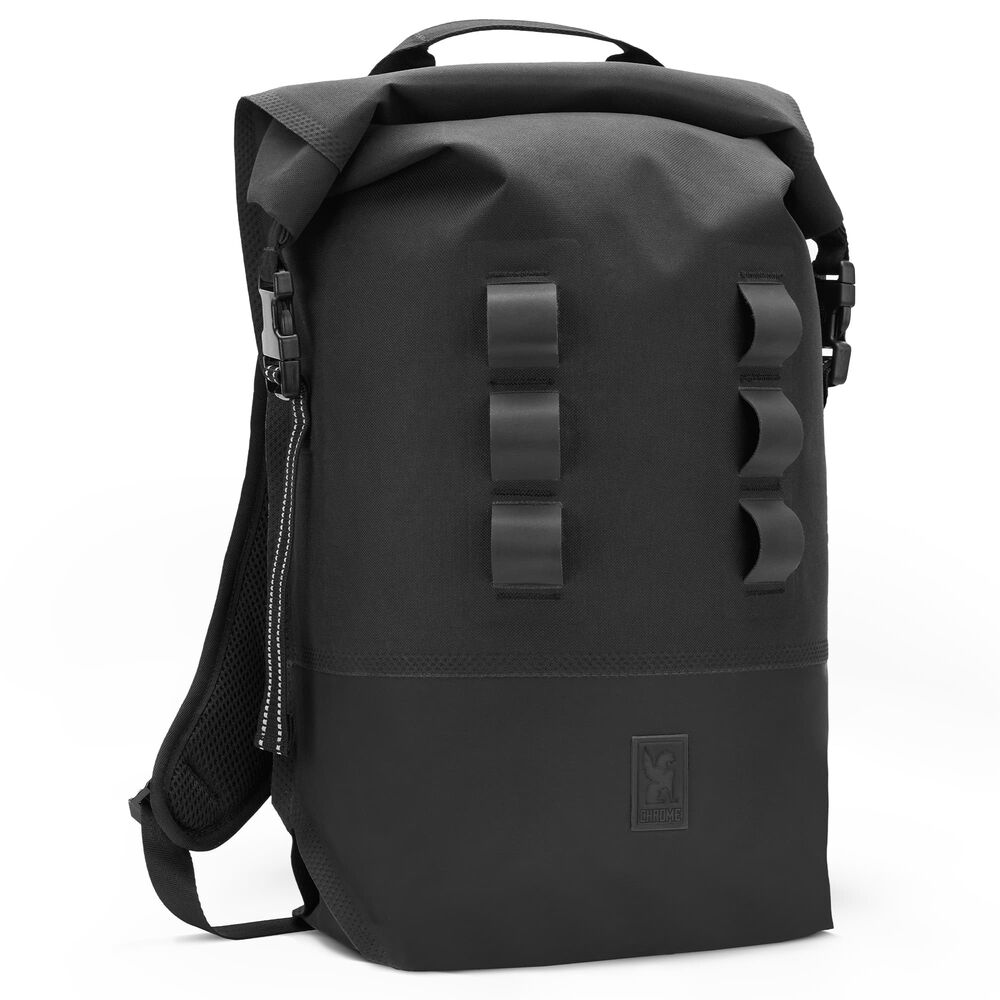 Urban Ex 2.0 Rolltop 20L Backpack in Black - hi-res view.