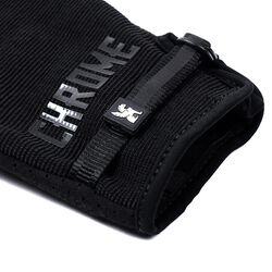 Cycling Gloves in Black - small view.