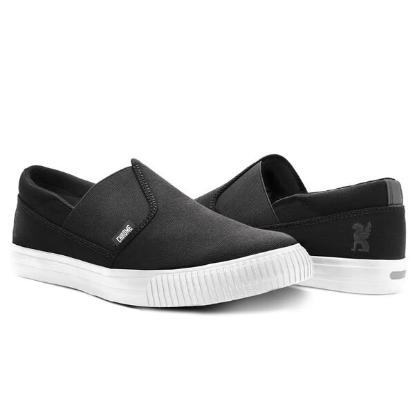 Dima 2.0 Sneaker in Black / White - hi-res view.