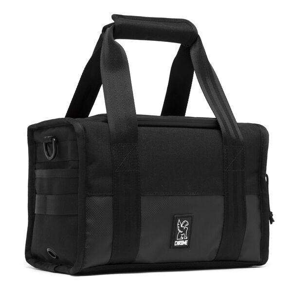 Niko Hold Camera Bag in All Black - medium view.