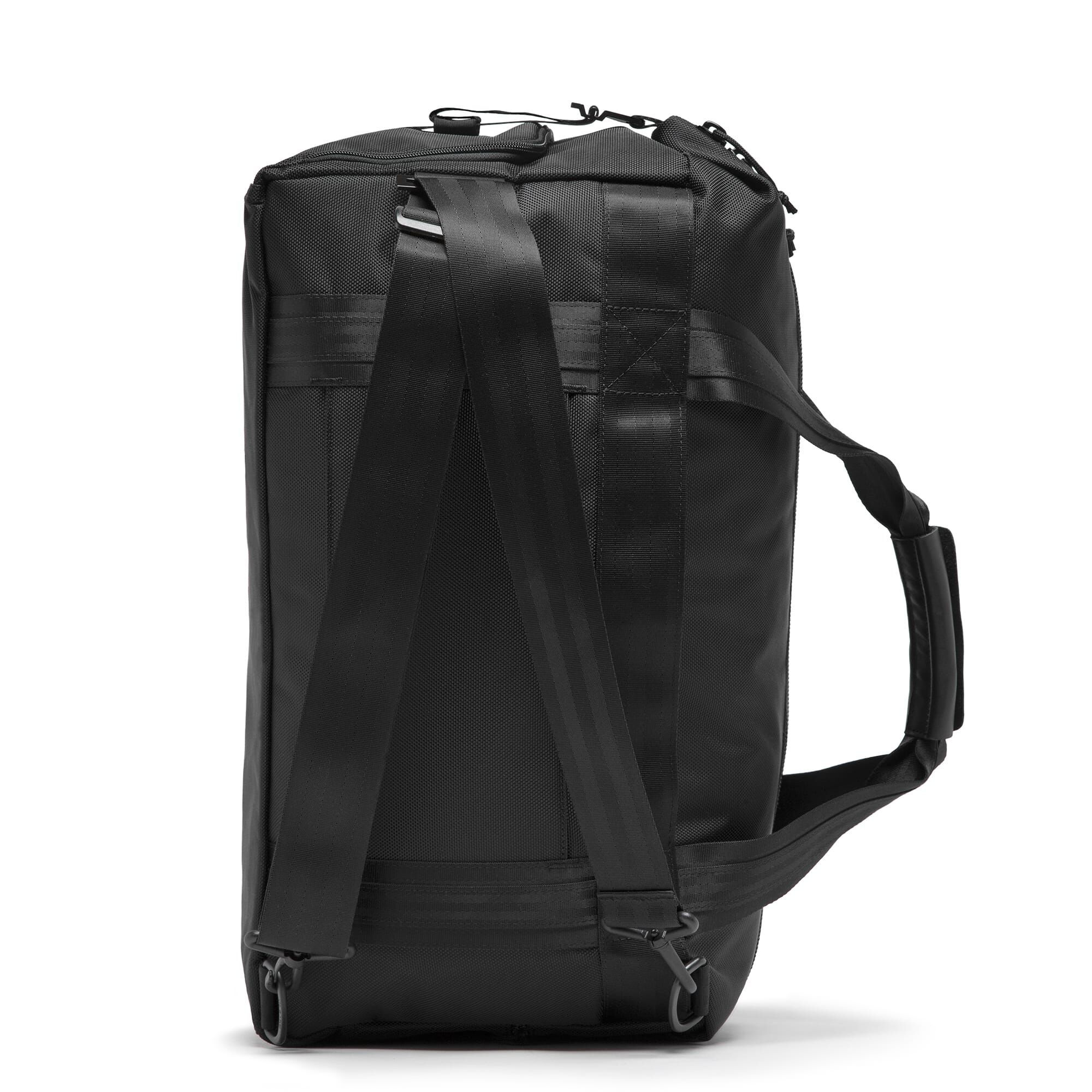 Surveyor Duffle Bag In All Black Small View
