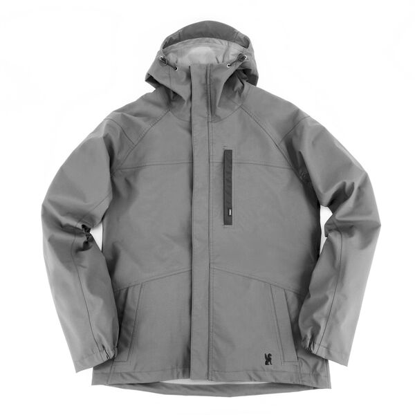 Storm Cobra 2.0 Jacket in Gargoyle Grey - medium view.