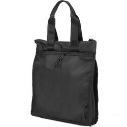 MXD Pace Tote Pack in Black Ballistic - hi-res view.