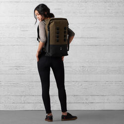 Urban Ex Rolltop 28L Backpack in Ranger / Black - wide-hi-res view.