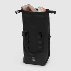 Urban Ex Rolltop 18 Backpack in Black - small view.