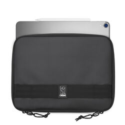 Tablet Sleeve in Black - hi-res view.