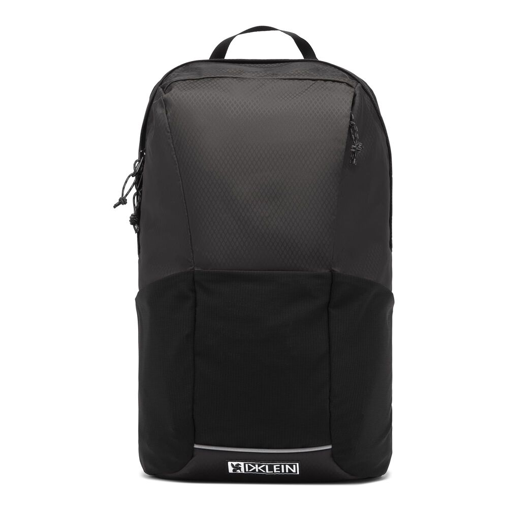 DKLEIN Semantics Backpack in Black  - large view.
