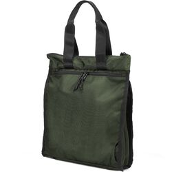MXD Pace Tote Pack in Olive Ballistic - hi-res view.