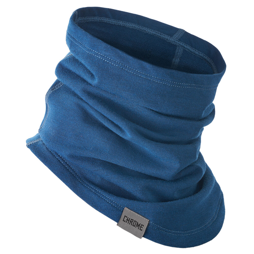 Merino Gaiter in Poseiden - hi-res view.