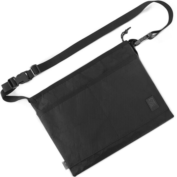 Mini Shoulder Bag MD in BLCKCHRM - hi-res view.