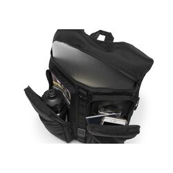 MXD Fathom Backpack in All Black - small view.