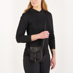 BLCKCHRM 22X Shoulder Pouch in BLCKCHRM - hi-res view.