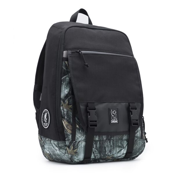 Cardiel Fortnight 2.0 Backpack in Darkwood Camo - medium view.