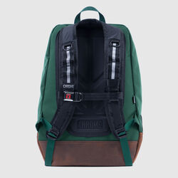 Antihero Fortnight Backpack in Forest Green - hi-res view.