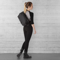 Vale Sling Bag in Black - wide-hi-res view.