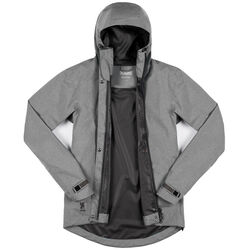 Women's Storm Signal Jacket in Castle Rock - large view.