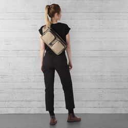 MXD Segment Sling Bag in Dune - large view.
