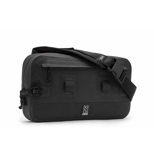 Urban Ex 10L Sling Bag in Black - medium view.