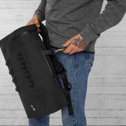 Urban Ex Gas Can 22L Backpack in Black / Black - wide-hi-res view.