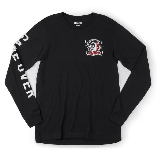 DKlein Long Sleeve Tee in Reset - medium view.