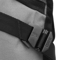 Echo Bravo Backpack in Gargoyle Grey - small view.