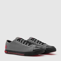 Kursk Sneaker in Grey - small view.