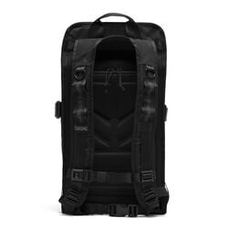 Niko Camera Backpack in All Black - large view.
