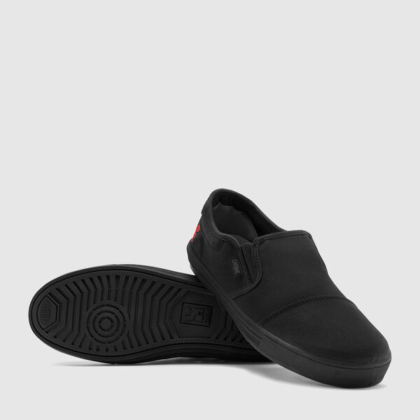 Dima Sneaker in Black / Black - medium view.